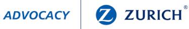 Zurich Advocacy