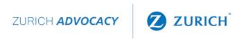Zurich Advocacy Logo